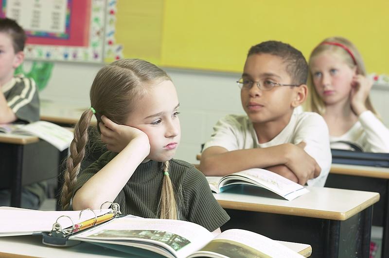 δυσλεξία στο σχολείο